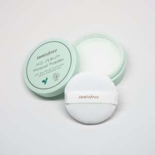 Innisfree - No Sebum Mineral Powder