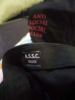 "ASSC ""Asia Exclusive"" China flag Cap."