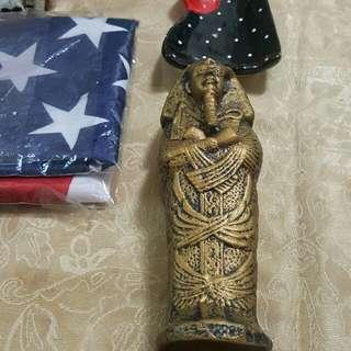 埃及木乃尹金棺