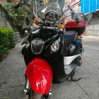 自售~美式復古嬉皮車150cc