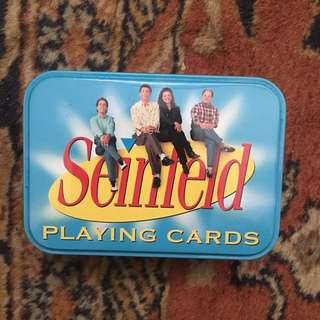 Seinfeld Collectible Playing Cards