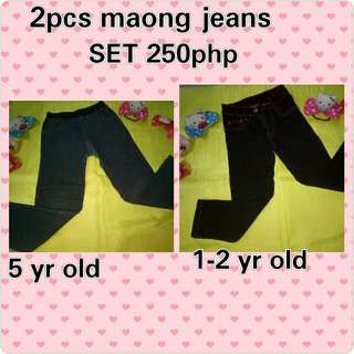 Skinny Jeans & Maong Pants