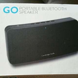 Cambridge Audio Portable Bluetooth speaker