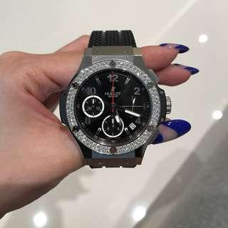 Hublot Big Bang Chronograph 41mm Ladies Watch