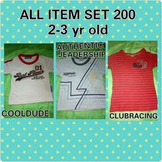 Shirt Set