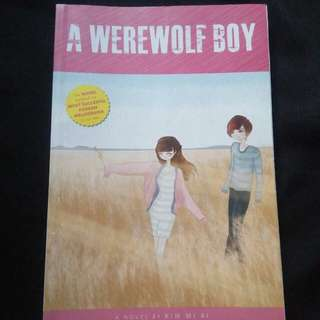 Werewolf Boy Book A Song Joong Ki Movie