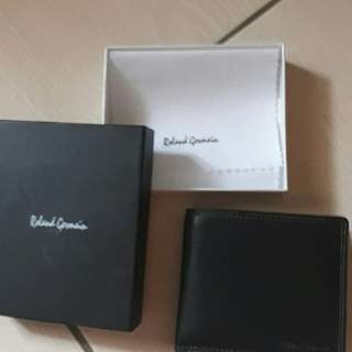 Authentic Leather Wallet (Bought From UK)