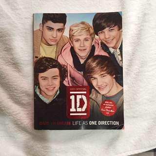 One Direction Book