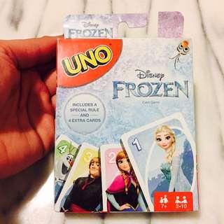 Frozen UNO Cards BN