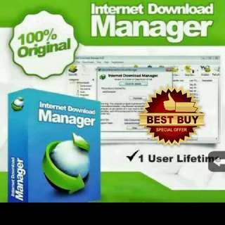 IDM Internet Download Manager Lifetime License