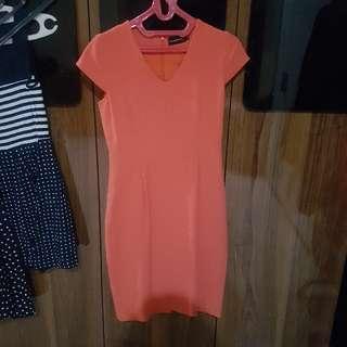 Dress Executive Orange