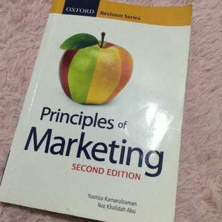 PRINCIPLES OF MARKETING (2nd Edition)