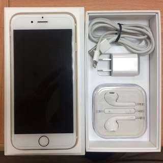 iPhone 6 32g金(2017限定版)