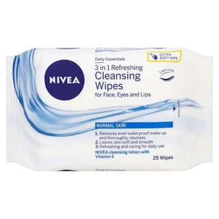 NIVEA Cleasing Wipes 3in1