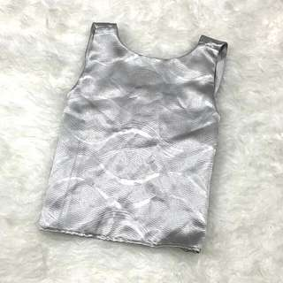 Tanktop Inner Silver Sexy