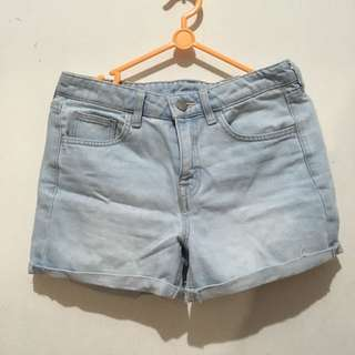 H&M Light Jeans Shorts