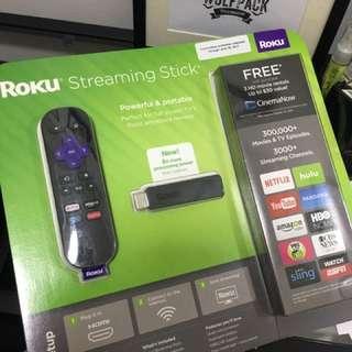 Roku Streaming Stick (3600R) (2016 Model)