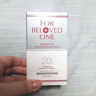 BN For Beloved One Mandelic Acid Renewal Serum