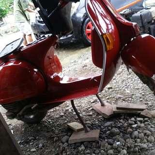Motor Vespa