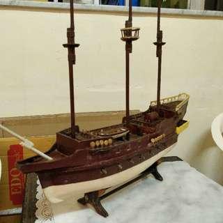 手造古老南洋贼船
