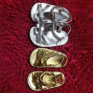 Reprice ...Teeny Toes Baby Shoes