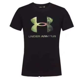 UNDER ARMOUR SPORT STYLE LOGO TEE S32050 M