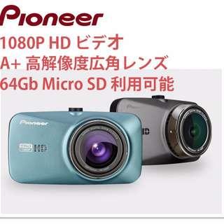 先峰 Pioneer DVR110 全高清 FullHD 車CAM CAR CAM 行車記錄儀 DVR 汽車 黑盒 BLACKBOX Carcam
