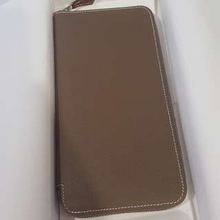 Hermes Silkin Wallet (easy to match)