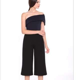DOUBLEWOOT DIOROMES JUMPSUIT CULLOTES (