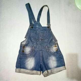 Jumper Short