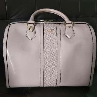 Authentic Bonia Special Edition Pink Handbag
