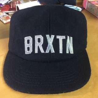 衝浪品牌brixton五分割帽