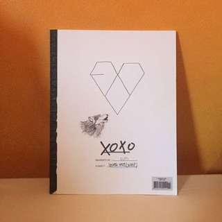 EXO - XOXO (Kiss/Korean ver.)