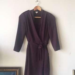 Wilfred Wrap Dress