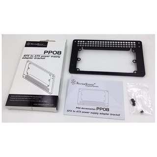 Silverstone PP08 SFX to ATX Power Supply Adapter Bracket