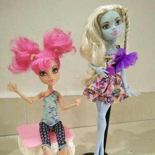 Monster High Girls in Set