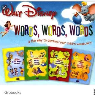 Grolier Disney Books