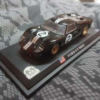 Del Prado Ford Gt Mk2 1:43