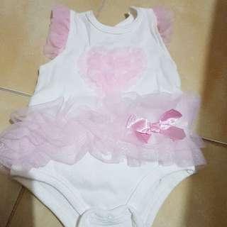 Pink Tutu Jumper