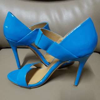 High Heel - Blue