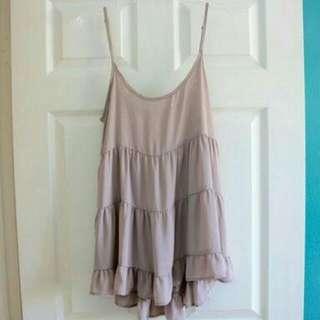 Brandy Melville Rare Blush Jada Dress
