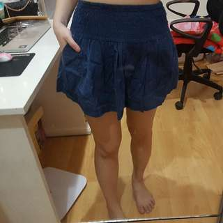 Outfitters Skirt Navy