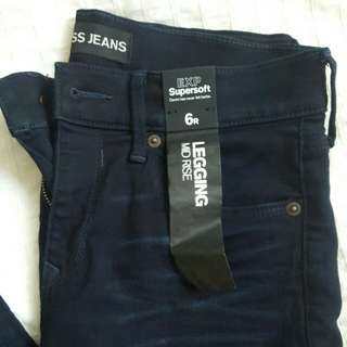 New Express Jeans - 6R