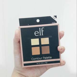 NEW ELF Contour Palette