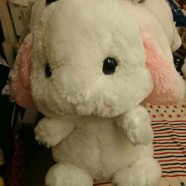 萌兔後背包