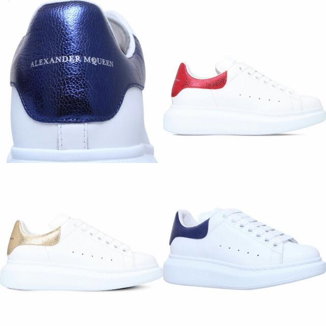 alexander mcqueen sneakers 2017