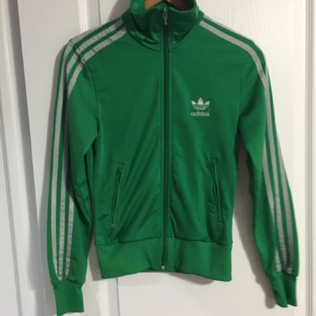 Adidas Sweater Green