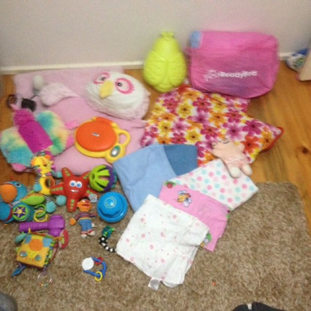 All Theses Baby Items