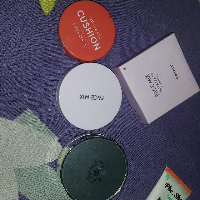Ambil 2 Gratis 1 Preloved Cushion The Face Shop