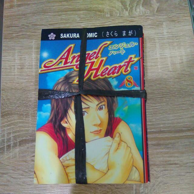 Angel Heart 1 Set